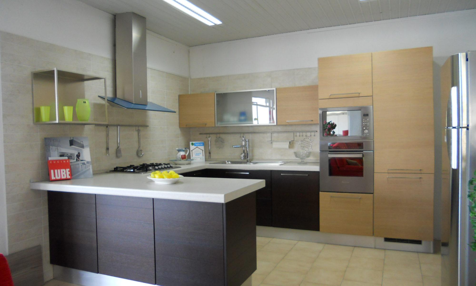 Cucina lube maura mobili simani